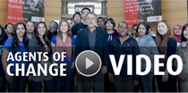 Agents of Change video